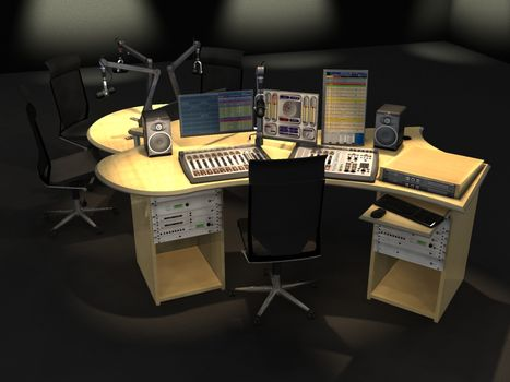 Mobiliario tecnico modular para estudios save diffusion for Aplicacion para disenar muebles